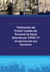 Vista preliminar de documento Listados del personal de salud asistencial fallecido por COVID-19 y de las personas beneficiarias de la entrega económica