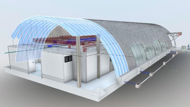 Minsa inicia instalación del primer piloto del Sistema Modular para reforzar los establecimientos de salud