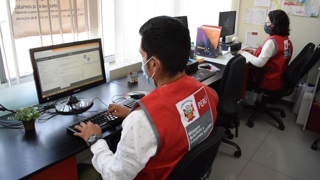 MIMP: CHAT 100 ATENDIÓ MÁS DE 16 000 CONSULTAS PARA PREVENIR CASOS DE VIOLENCIA DE GÉNERO
