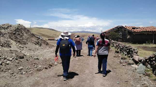MINJUSDH realiza búsqueda humanitaria de personas  desaparecidas en regiones Ayacucho, Huánuco y Junín