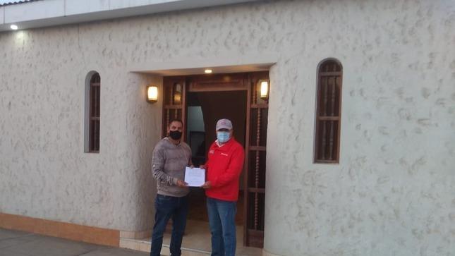 PRONABI entrega bienes en La Libertad, Áncash, Ica, Cajamarca y otras regiones