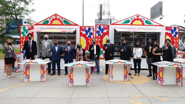 Ministro de Cultura presenta Feria Internacional del Libro de Ayacucho