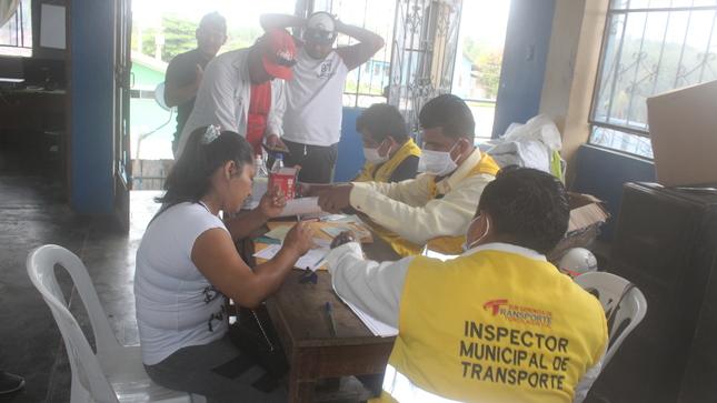 Municipalidad Distrital de Tahuania en Convenio con la Municipalidad Provincial de Atalaya, Realizan Campaña de Breveton 2020.