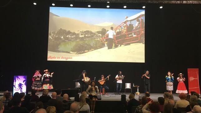"""Exitosa participación del Perú en la Feria de Turismo Internacional """"MATKA - Nordic Travel Fair - 2020"""" en Finlandia"""