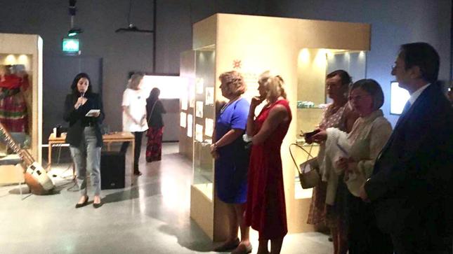 """Museo de Finlandia expone muestra sobre la comunidad amazónica """"Mashco-Piro"""" del Perú"""