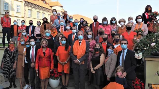 Actividades por Día Internacional de la Eliminación de la Violencia contra la Mujer