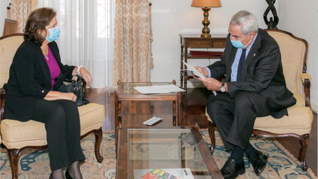Perú accedería como Observador Asociado de la Comunidad de Países de la Lengua Portuguesa