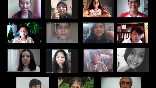 Niñas, niños y adolescentes presentan propuestas para la Agenda Nacional 2021-2026
