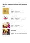 Vista preliminar de documento Directorio – Gastronomía Peruana en Suecia y Dinamarca