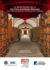 """Vista preliminar de documento """"El Bicentenario de la Política Exterior Peruana y su Proyección en un mundo de cambios"""""""