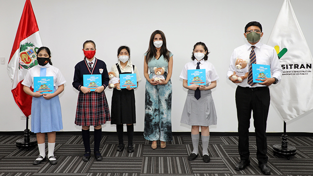 Ositrán premió a los ganadores del Tercer Concurso Escolar de Cuentos