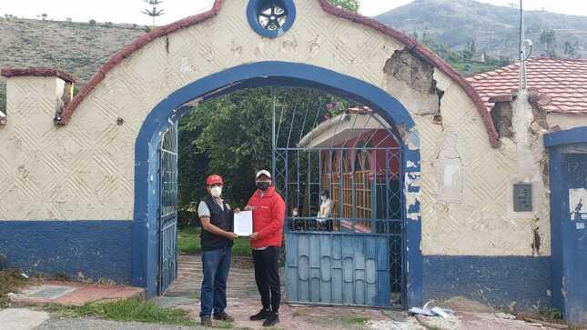 Pronabi entrega en custodia inmuebles y vehículos en los departamentos de Ayacucho, Tumbes y Apurímac