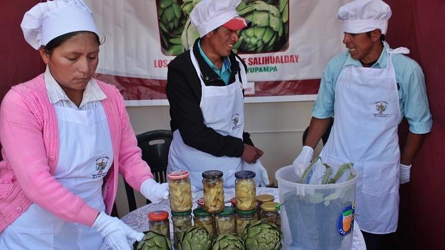 Haku Wiñay genera oportunidades económicas para familias rurales de Otuzco con proyectos productivos