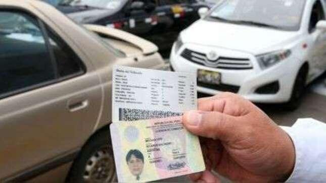 MTC amplía vigencia de licencias de conducir hasta el 31 de mayo de 2021
