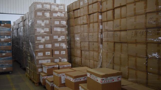 Ministerio de Salud distribuyó 5 563 toneladas de suministros médicos en el país.