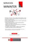 Vista preliminar de documento Mesa de Partes Digital