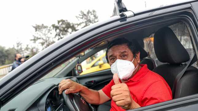 Vehículos que brindan el servicio de taxi con año modelo 2005 podrán circular hasta el 31 de diciembre de 2021