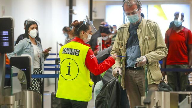 MTC prorroga por 15 días la suspensión de vuelos desde Europa