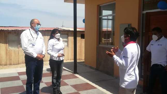 Tacna: PRODUCE fortalece investigación acuícola