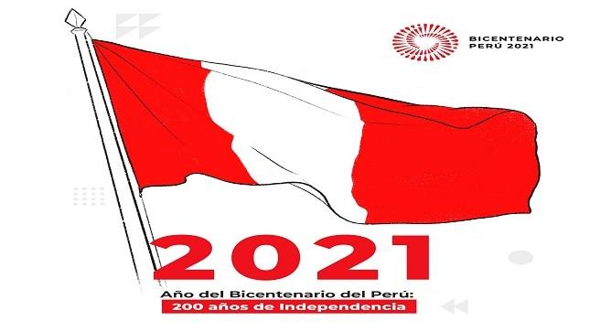 2021: Año del Bicentenario del Perú