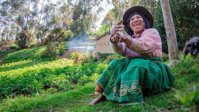 Programa Contigo trabaja por la protección social de 16 mil pobladores con discapacidad severa integrantes de pueblos indígenas