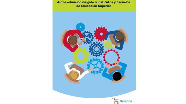 Sineace presenta guía sobre el proceso de autoevaluación dirigida a institutos