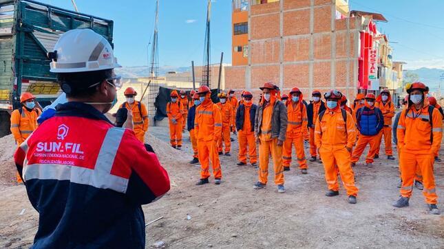 SUNAFIL y Cámara de Comercio y Producción de Cajamarca trabajan juntas para que se cumplan los derechos laborales