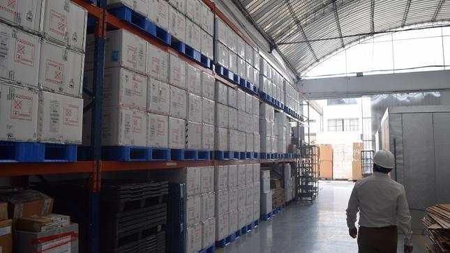 Primer almacén de productos termosensibles del Perú acogerá vacunas COVID-19 previo a su distribución a nivel nacional