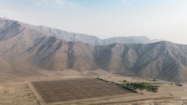 Perú cuenta con el radar más grande del mundo para estudiar fenómenos ionosféricos