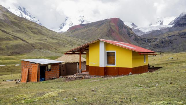 Áncash: Este año se construirán viviendas Sumaq Wasi en zonas afectadas por heladas
