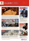 """Vista preliminar de documento Cuarta edición Boletín de la Embajada del Perú en Turquía """"ILLARI"""""""