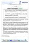 Vista preliminar de documento Comunicado Oficial ENFEN N°01-2021