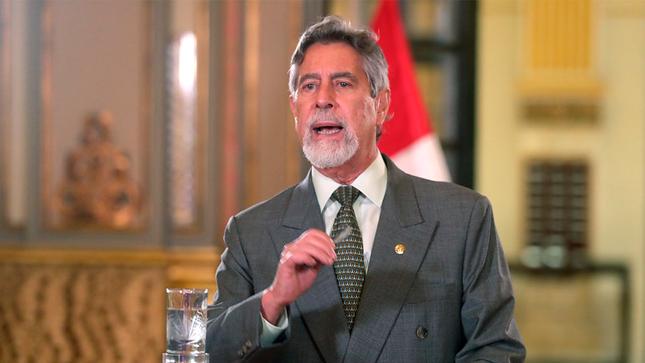 Presidente Sagasti: los peruanos debemos trabajar para asegurar la igualdad de oportunidades y condiciones de una vida digna