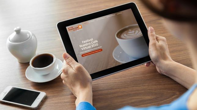 Más de 28,500 visitantes siguieron de cerca a la primera plataforma comercial integradora del café peruano