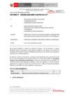 Vista preliminar de documento Informe Técnico y Resolución de Baja de bienes calificados como RAEE