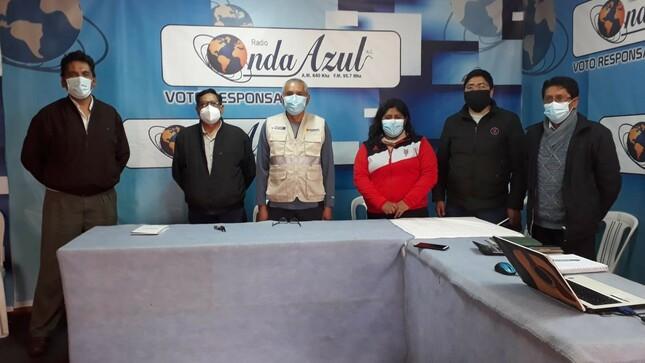 Senamhi renueva emisión de pronóstico en quechua y aimara