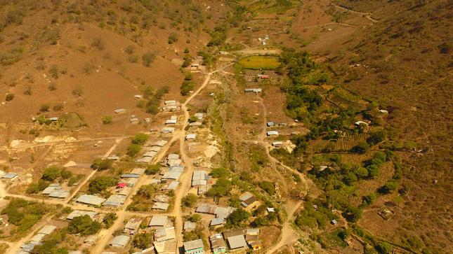 Ayabaca: Sectores del distrito de Paimas en alto peligro ante precipitaciones pluviales