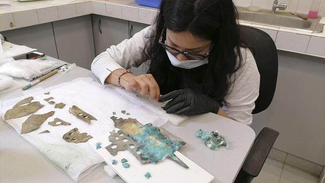 Concluye etapa 2020 del proyecto ampliación y mejoramiento de los servicios culturales  del Museo Nacional de Sicán