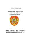 Vista preliminar de documento Reglamento del consejo editorial del CAEN-EPG