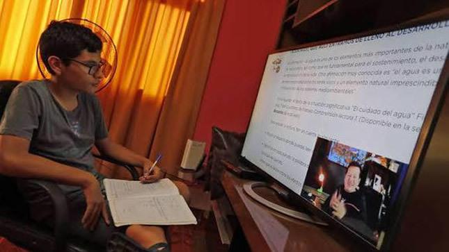 Alumnos de  la Promo 2020 podrán obtener sus certificados de estudio en forma virtual sin  la firma y sello del director del colegio
