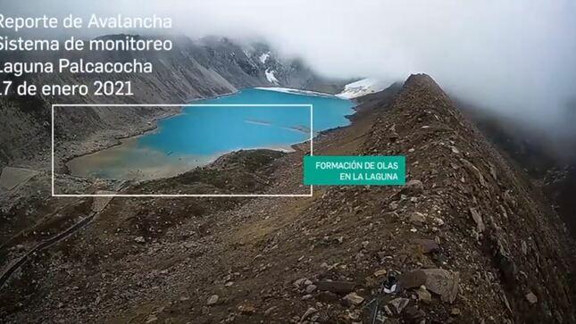 El Instituto Nacional de Investigación de Glaciares y Ecosistemas de Montañas, del Ministerio del Ambiente (Minam), informa a la