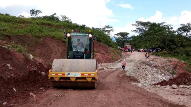 Ucayali: iniciarán trabajos en la carretera Federico Basadre