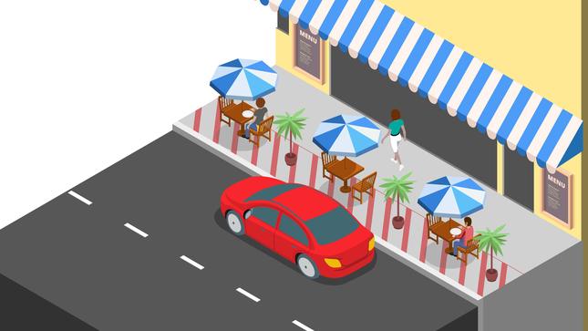 Ministerio de Vivienda aprueba guía para que restaurantes y establecimientos culturales hagan uso de espacios públicos