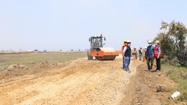 Arranca Perú presenta 88% de avance en su fase de mantenimiento periódico y genera miles de puestos de trabajos a nivel nacional