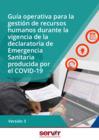 Vista preliminar de documento Guía operativa para la gestión de recursos humanos durante la emergencia sanitaria por el COVID-19 - Versión 3