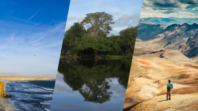 Un total de 38 tipos de clima hay actualmente en el país