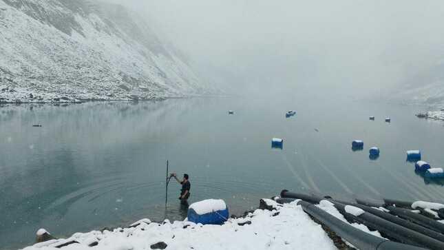 Conoce cómo se realiza el monitoreo de la laguna Palcacocha en Huaraz