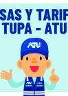 Vista preliminar de documento Tasas y Tarifas TUPA - ATU