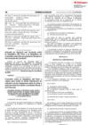 Vista preliminar de documento Convenio entre la República del Perú y Japón para evitar la doble tributación en relación con los impuestos sobre la renta y para prevenir la evasión y la elusión fiscal, y su Protocolo version en español (El Peruano)