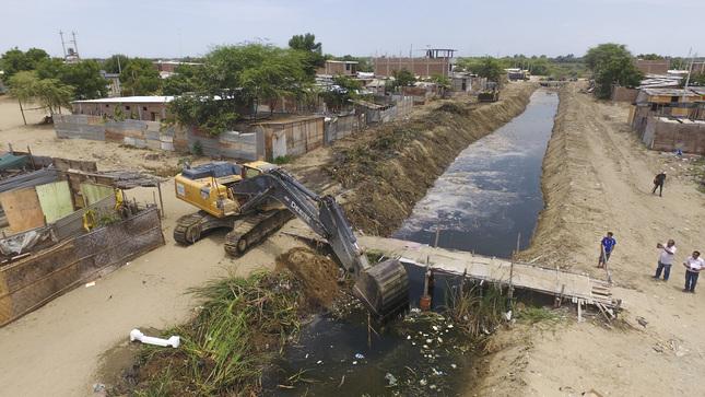 Piura: Ministerio de Vivienda intervendrá 13 puntos críticos de ríos, drenes y quebradas en el primer trimestre del año